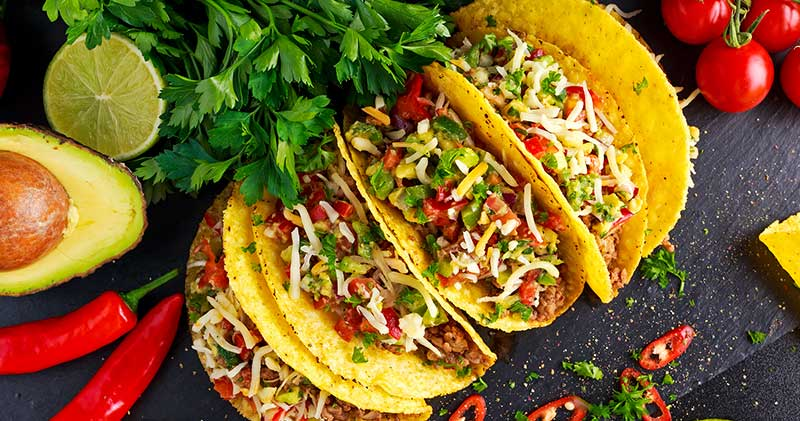 Veg'd Out Taco Filling